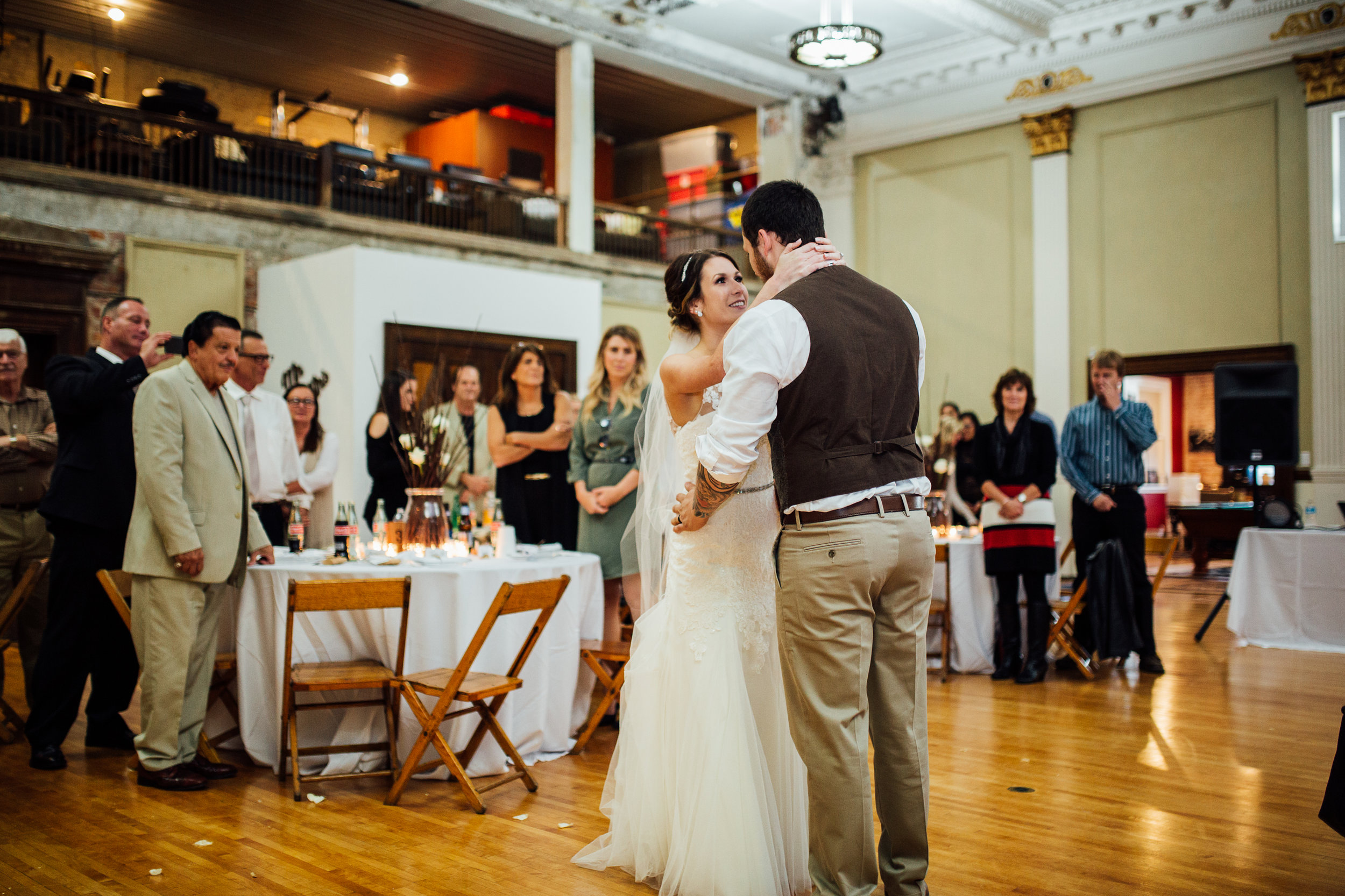Carrie Hall Photography || Cleveland, Ohio || Wedding Photographer