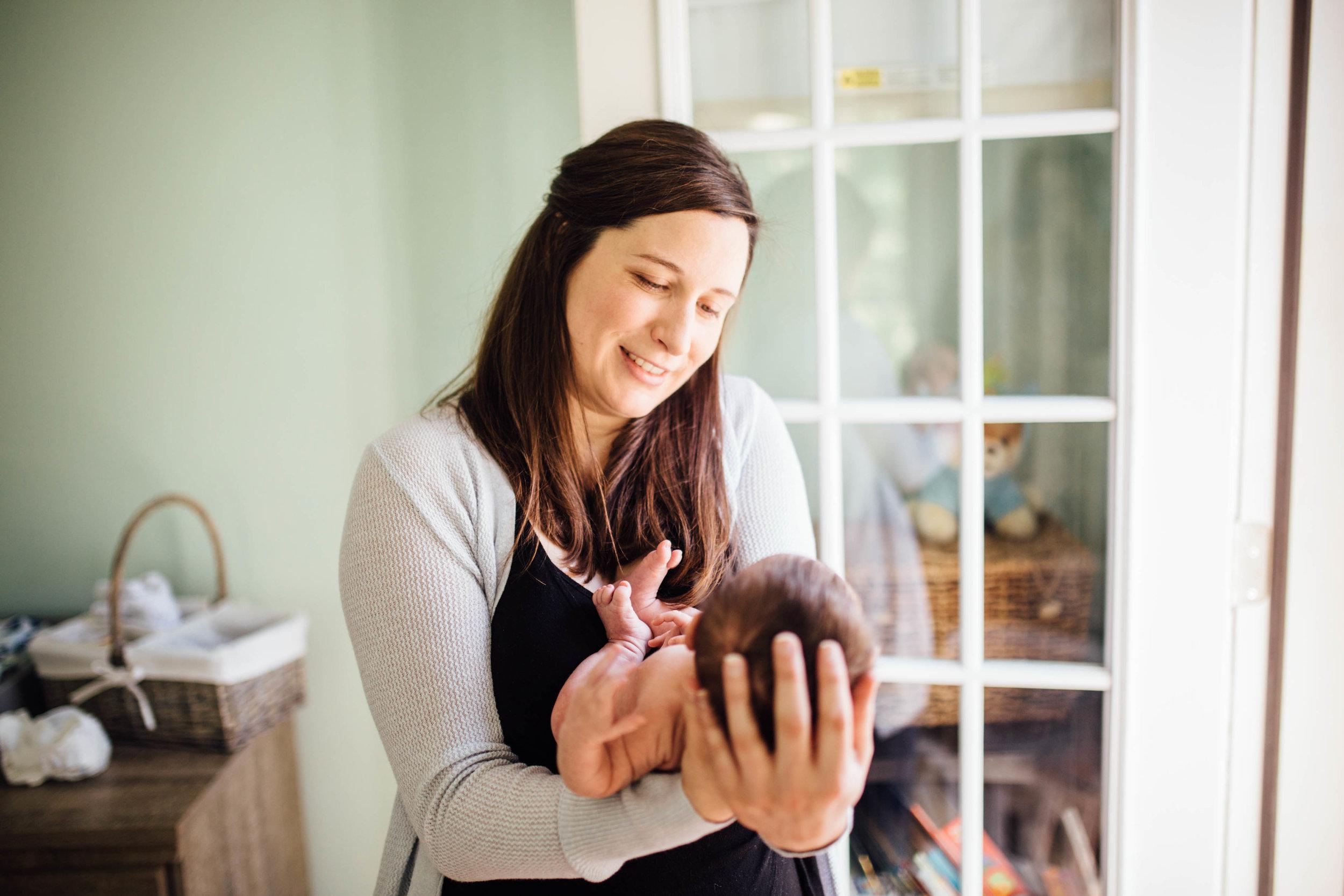 Carrie Hall Photography // Cleveland, Ohio // Newborn Photographer