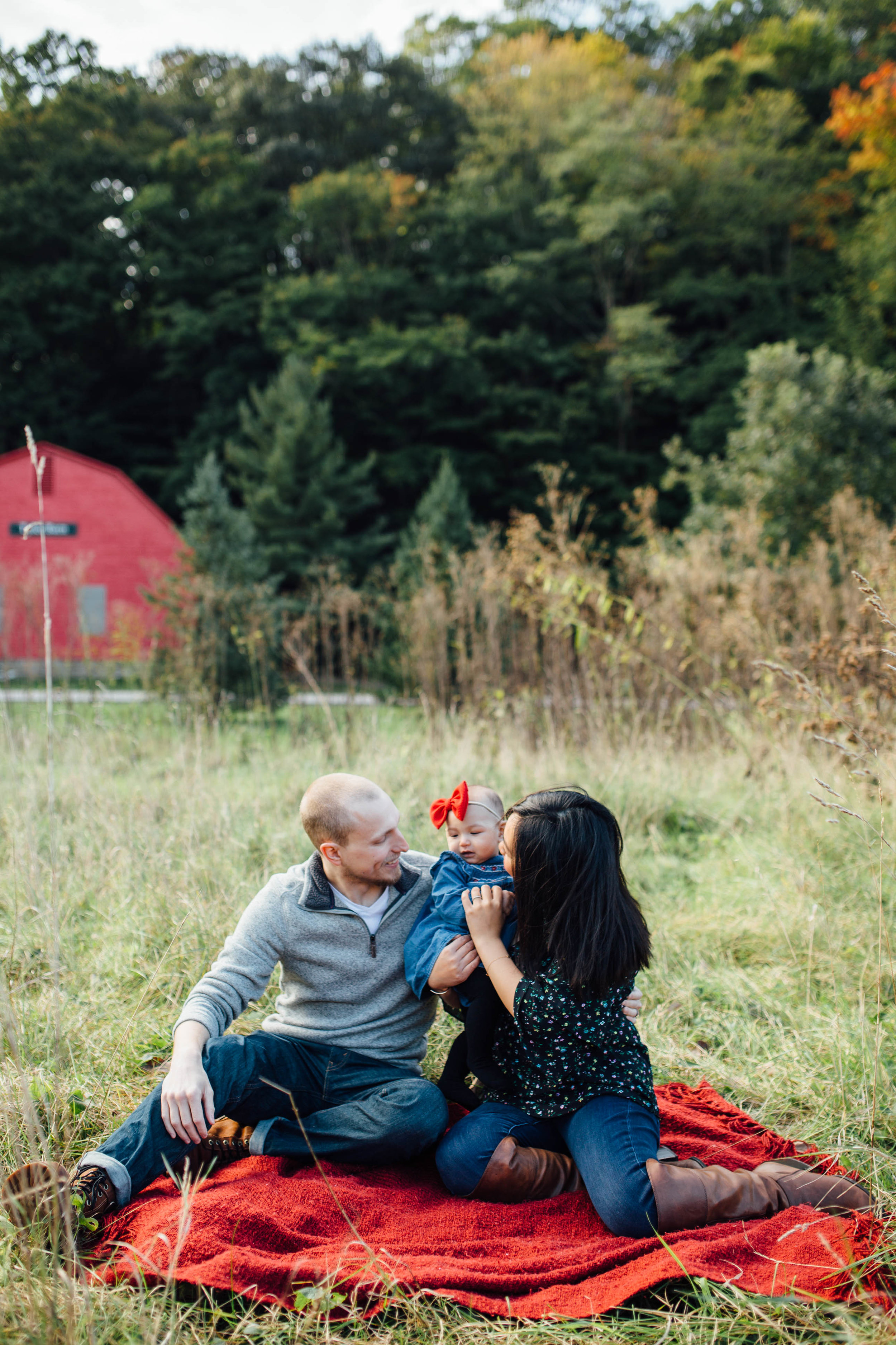 Carrie Hall Photography // Cleveland, Ohio // Family Photographer // Rocky River Mertoparks