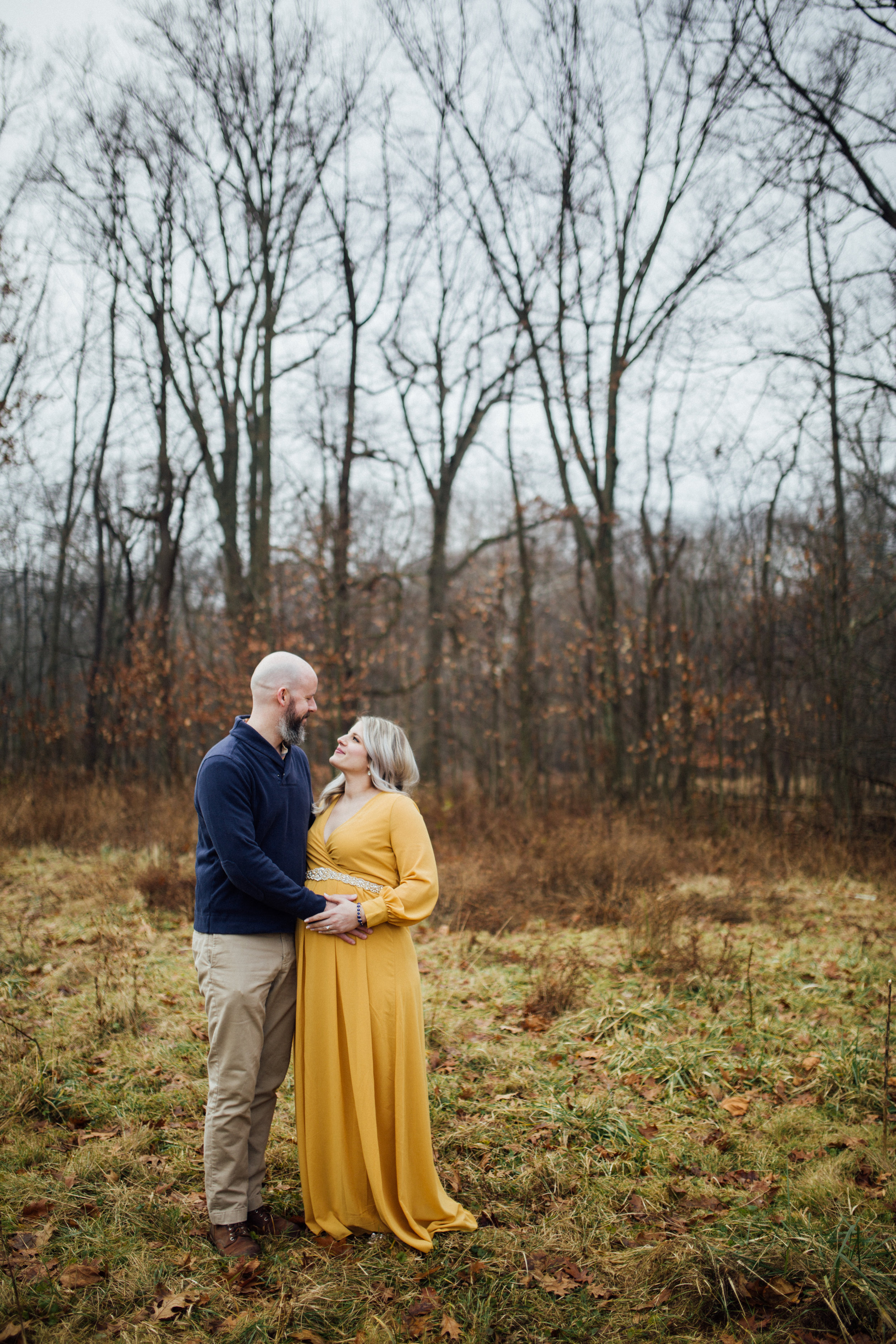 Carrie Hall Photography // Cleveland, Ohio // Maternity and Newborn Photographer