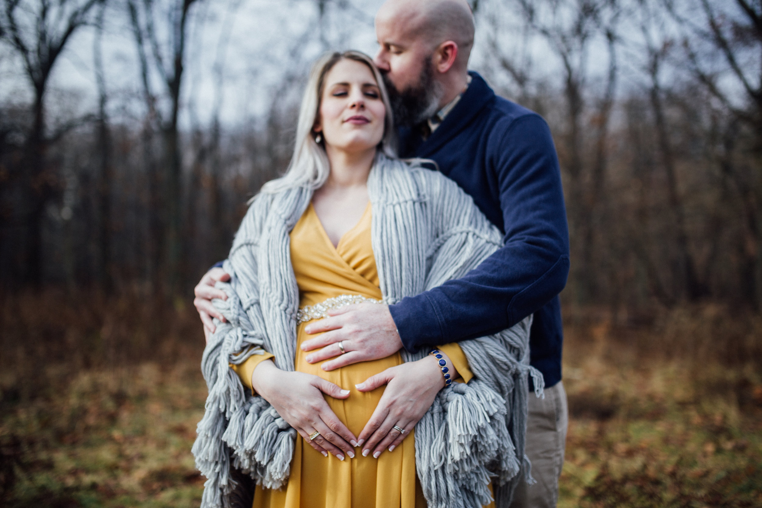 Carrie Hall Photography // Cleveland, Ohio // Maternity Photographer