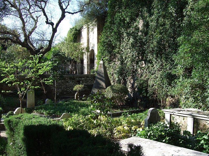 The Trafalgar Cemetery