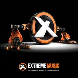 Extreme Music logo