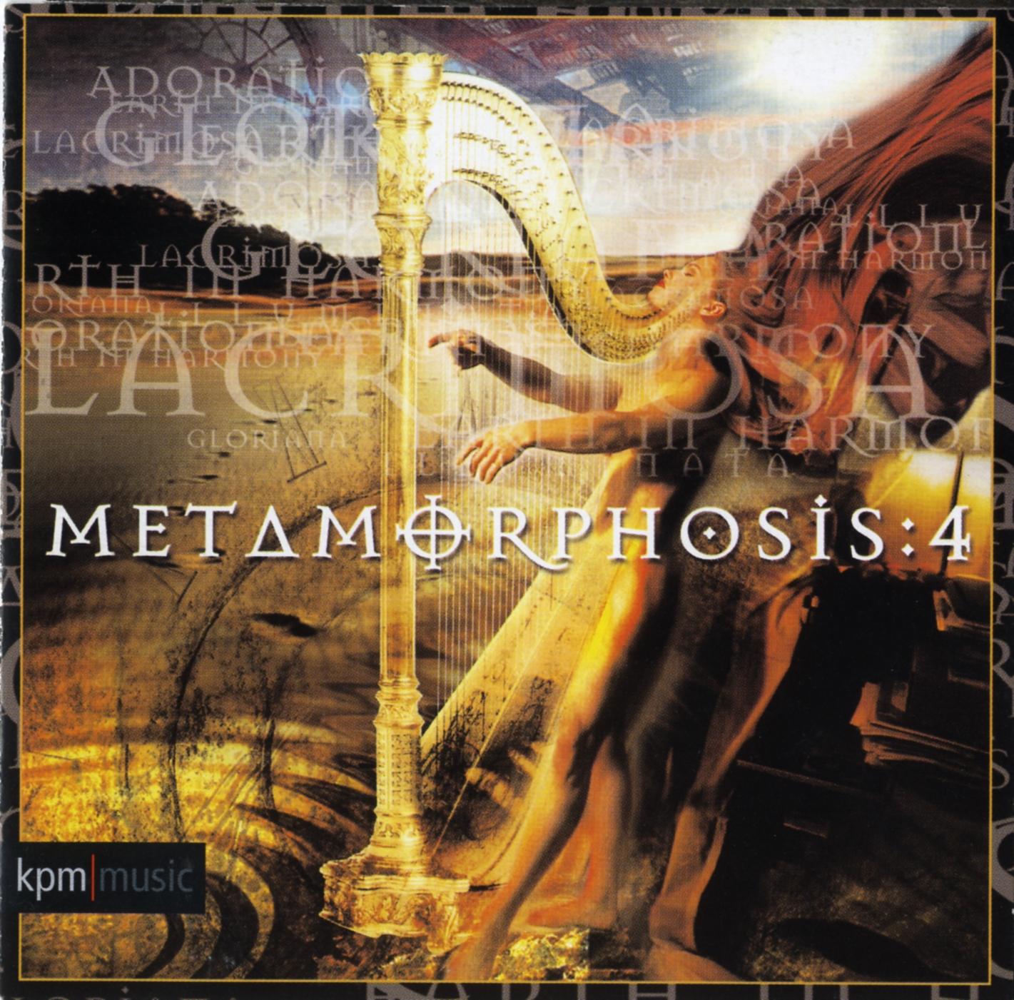 album cover for metamorphosis 4.