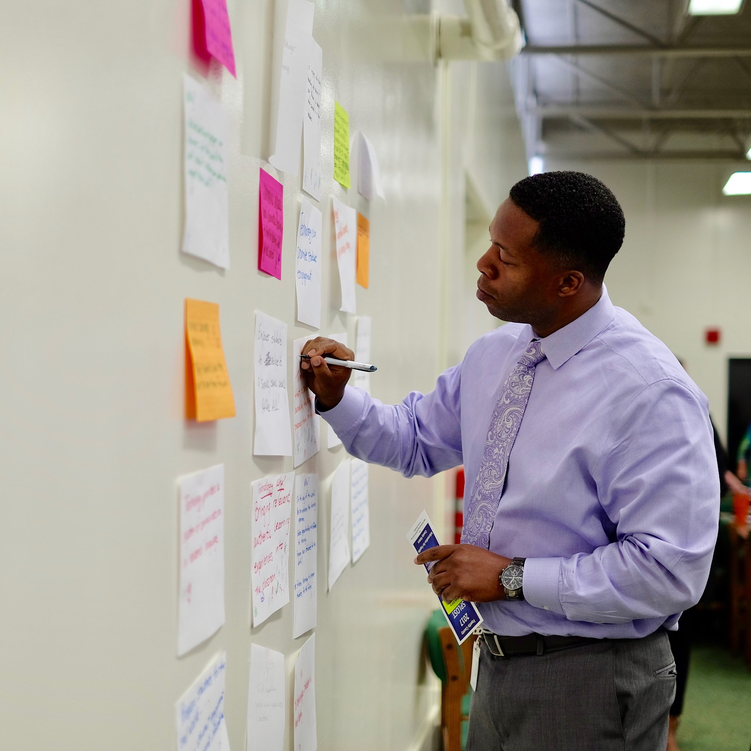Identify WHAT is needed to create a successful technology initiative -