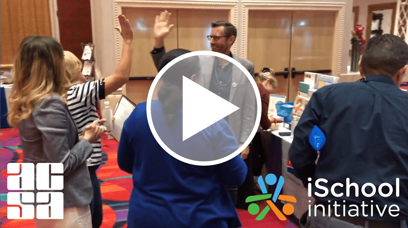 ACSA Region 1, 2, 3, 4 Recap — iSchool Initiative