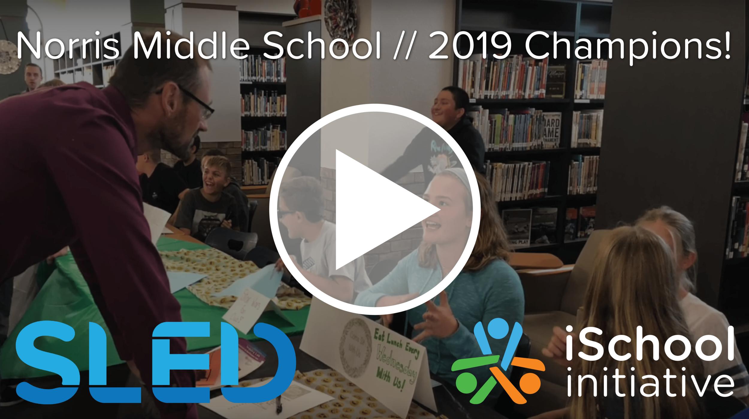 Norris 2018-2019 School Year Recap Video