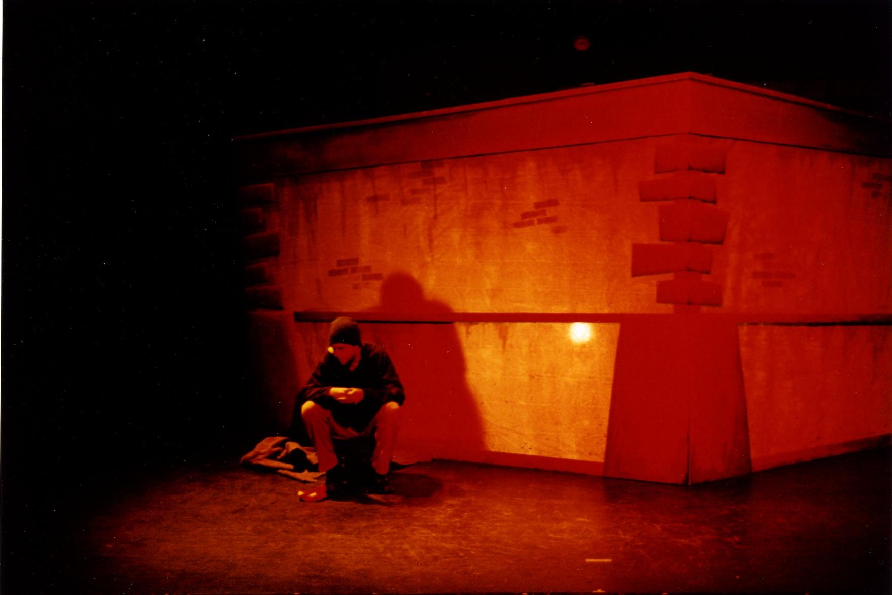 Brendan Gall. Photo by Patrick Beagan.