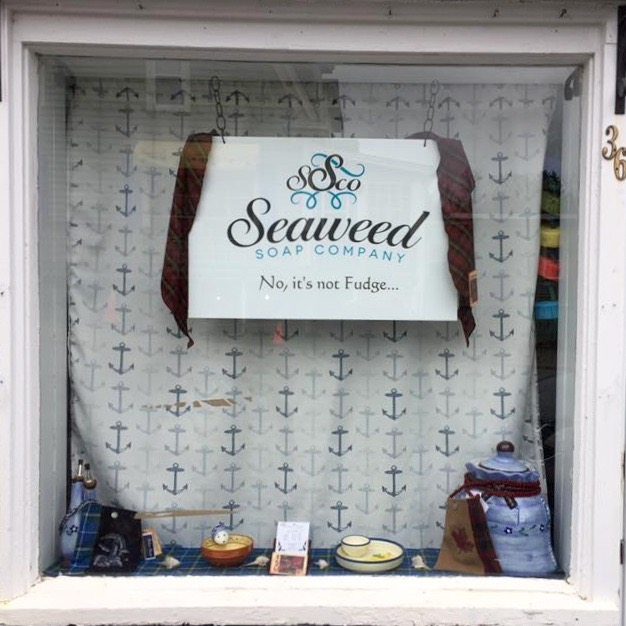 Seaweed Soap Company - 36 Queen St., Chester NS