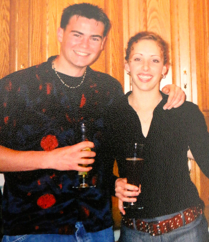 Captain Andrew & Mate Leslie, Circa 2003