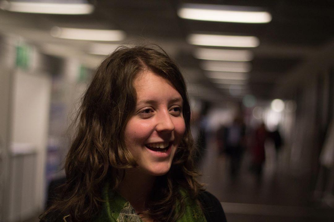 Natalie Jones, AYLI delegate to COP 19 in Warsaw