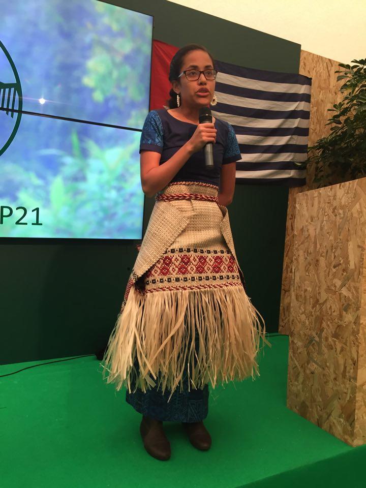 Marshallese Poet Kathy Jetnil-Kijiner