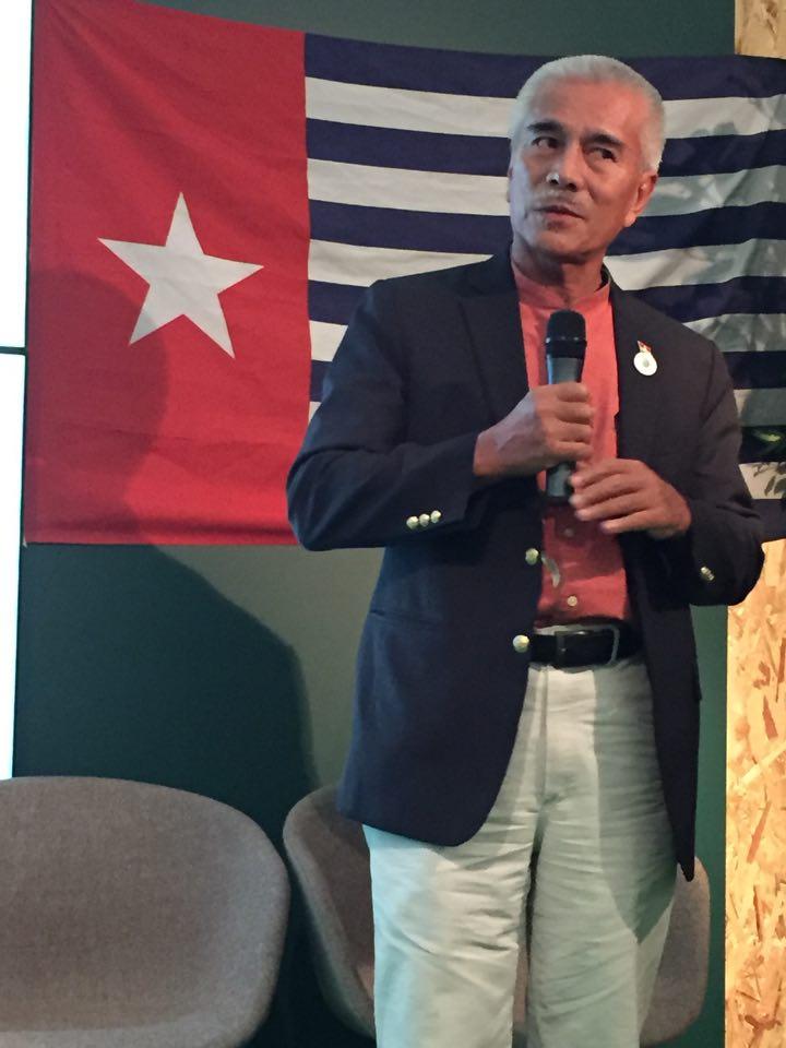 President Anote Tong of Kiribati