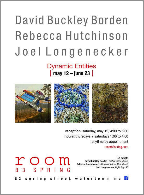 David Buckley Borden Room 83 Spring