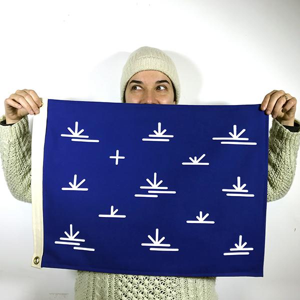 David_Buckley_Borden_Wetland_Flag