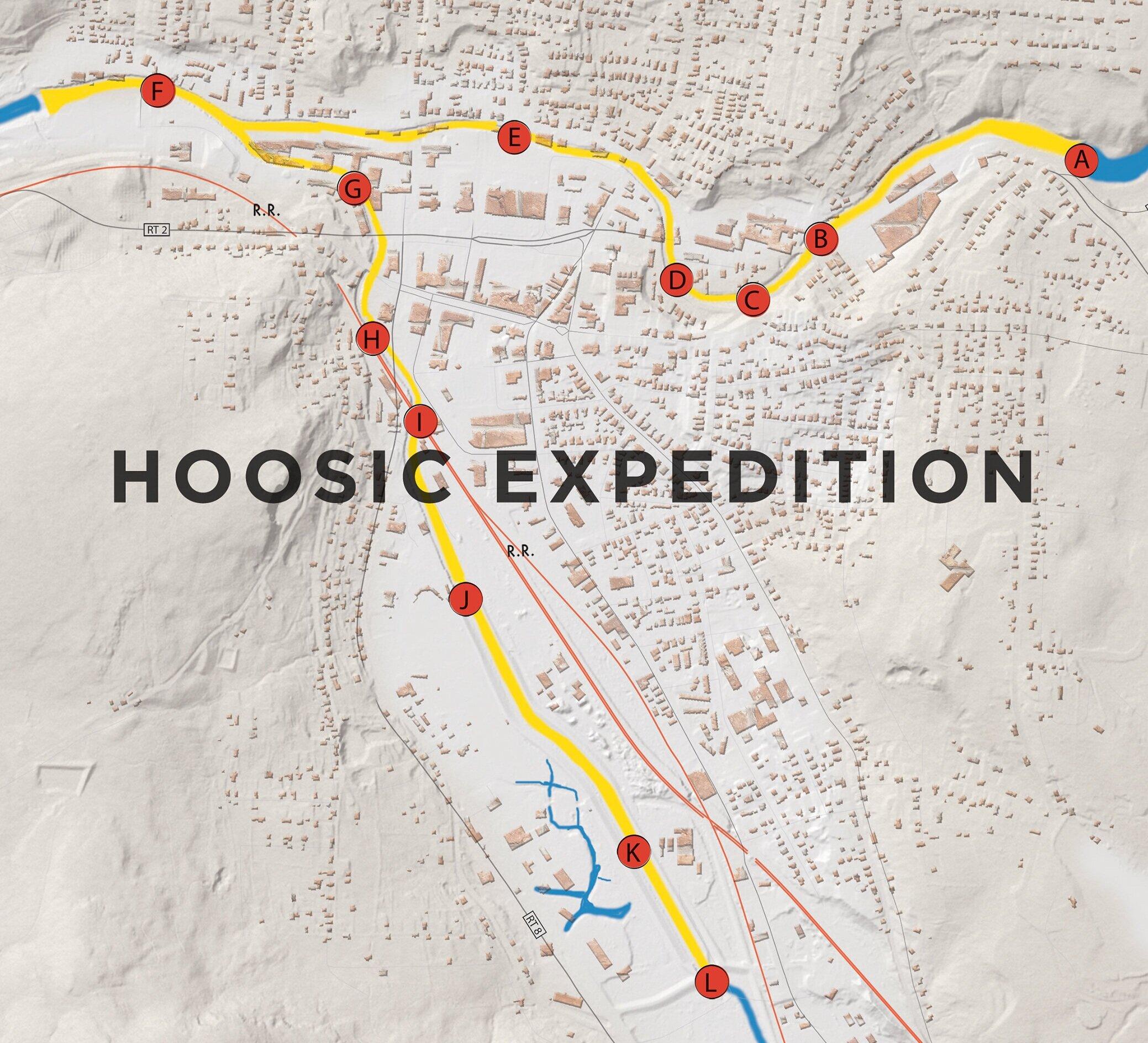 David Buckley Borden Hoosic Expedition