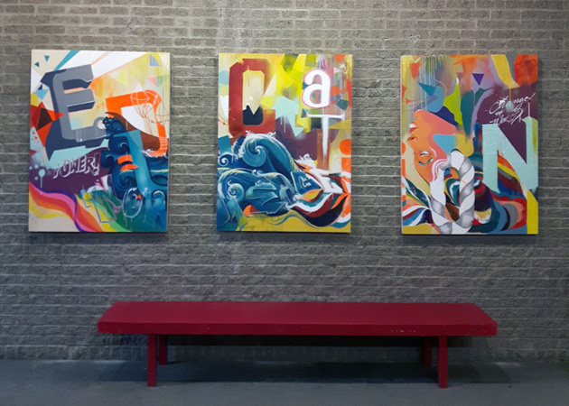 Outreach Mural Project - Mcgill Unversity Department of Intergrated Studies and EducationFall 2016