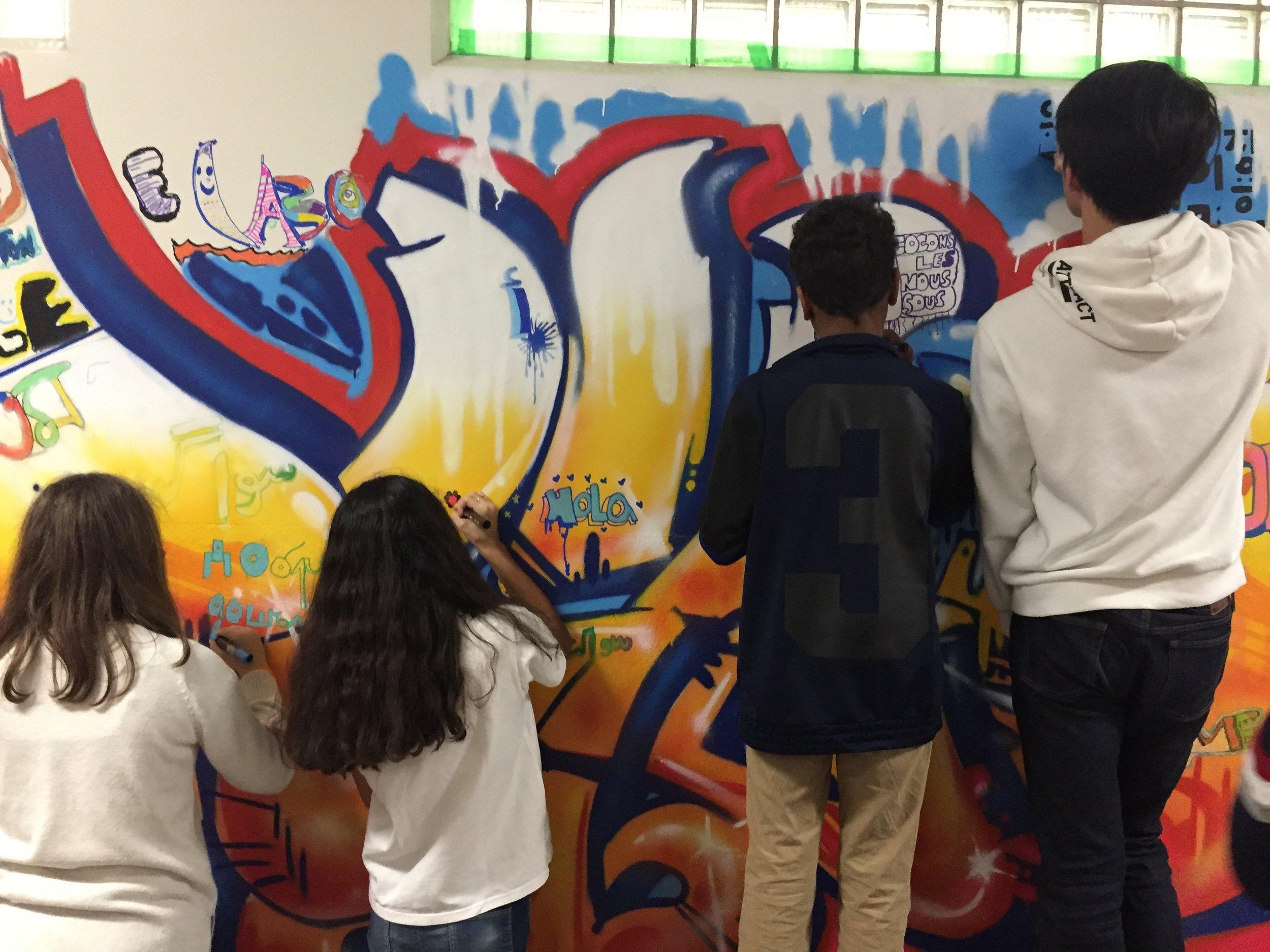 collective murals -