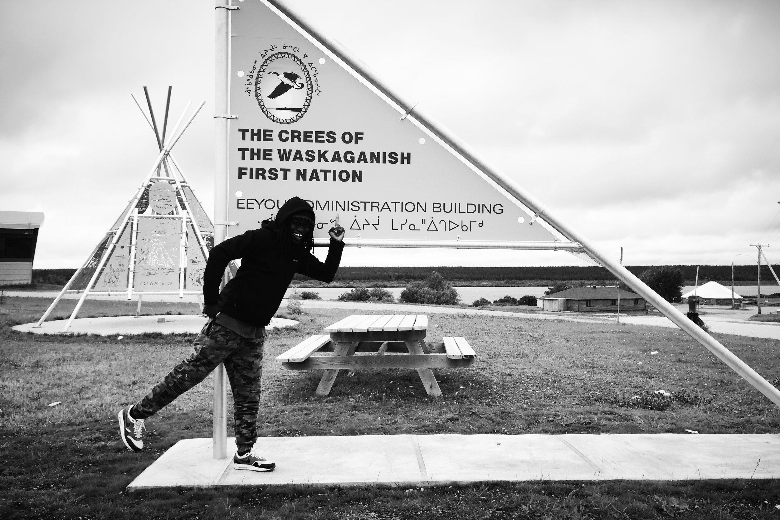 MIKw Chyiam - Eeyou Itstchee land - Northen Quebec