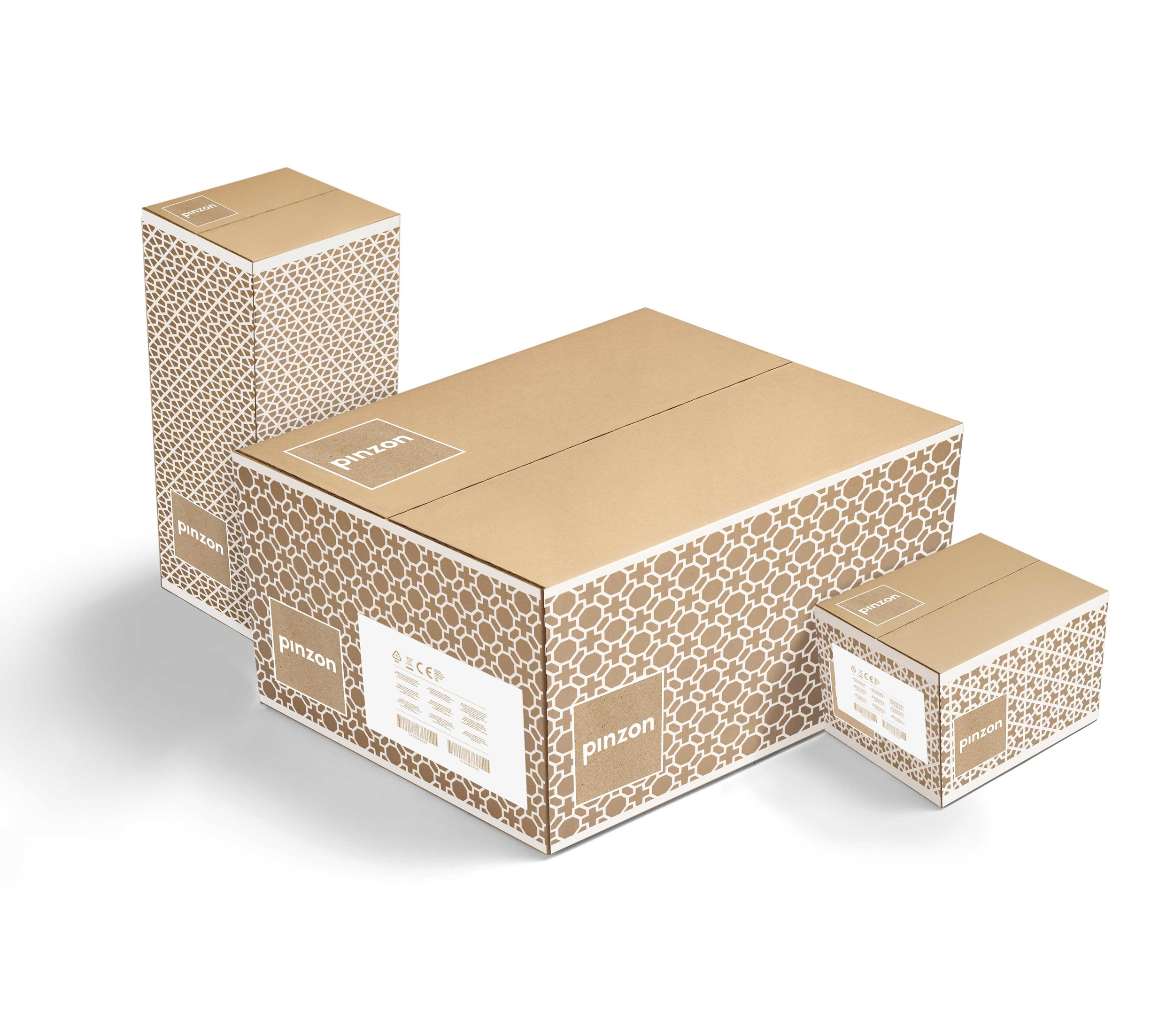 Pinzon packaging design
