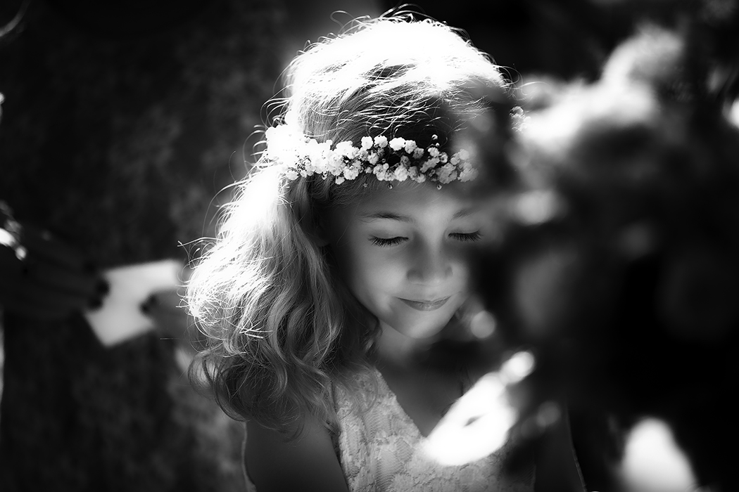 eldest flower girl waiting (B&W)(WEB).jpg