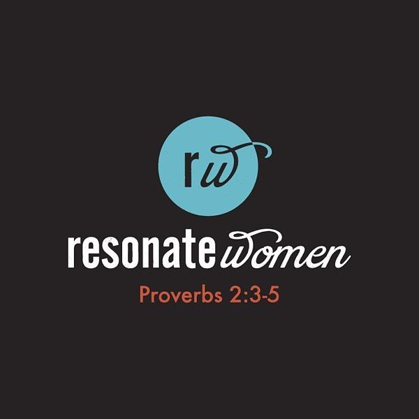 Logo and Branding work for the Resonate Church Women's Ministry in Madison, TN ——— #logodesigner #logo #graphicdesign #adobeillustrator #design #freelance #church