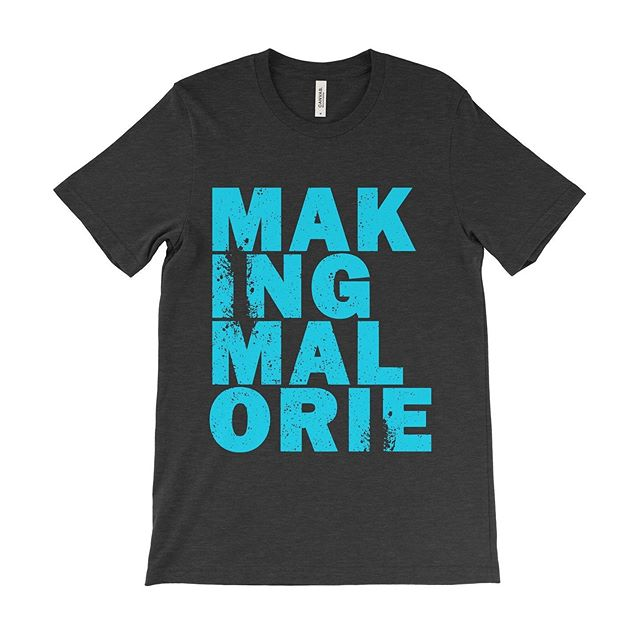 Old school tee design for Making Malorie. —— #graphicdesign #tshirtdesign #design #adobephotoshop #adobeillustrator #freelance #rocknroll #worship #music