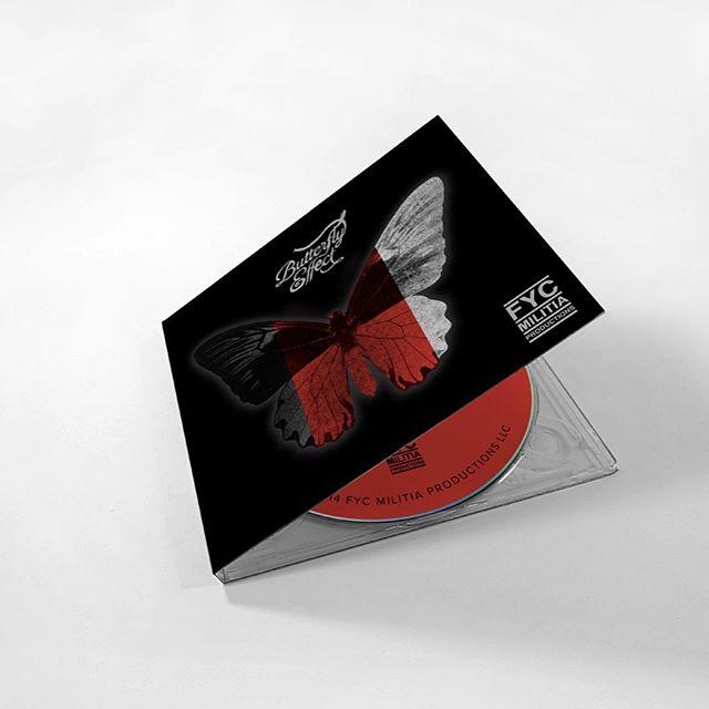 Album artwork and layout for FYC Militia —— #graphicdesign #design #album #albumart #hiphop #fycmilitia #adobephotoshop #adobeillustrator #freelance #music