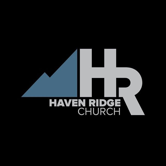 Logo for Haven Ridge Church —— #graphicdesign #design #adobeillustrator #church #churchplant #freelance #logo #logodesigner