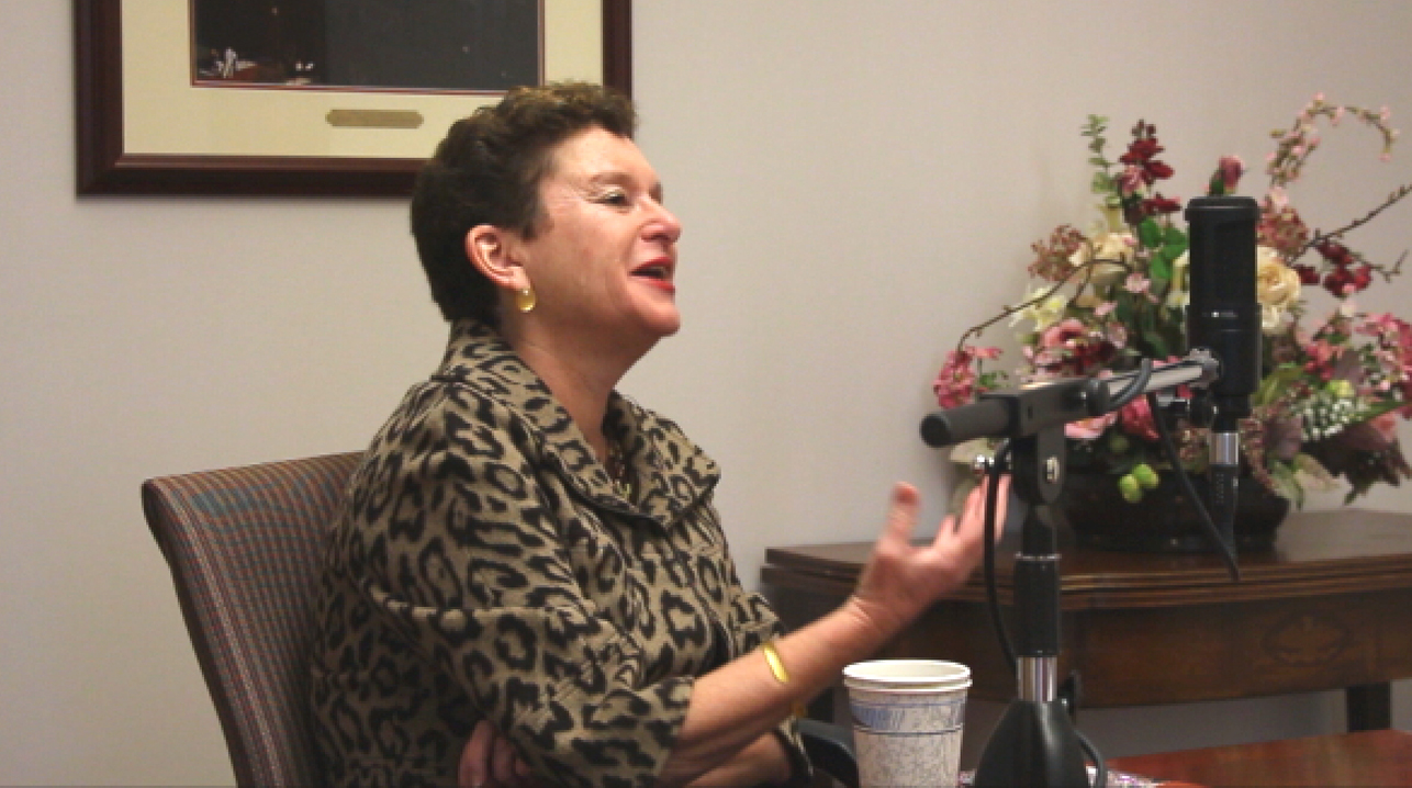 Dr. Nancy Cantor, Chancellor, Rutgers University - Newark