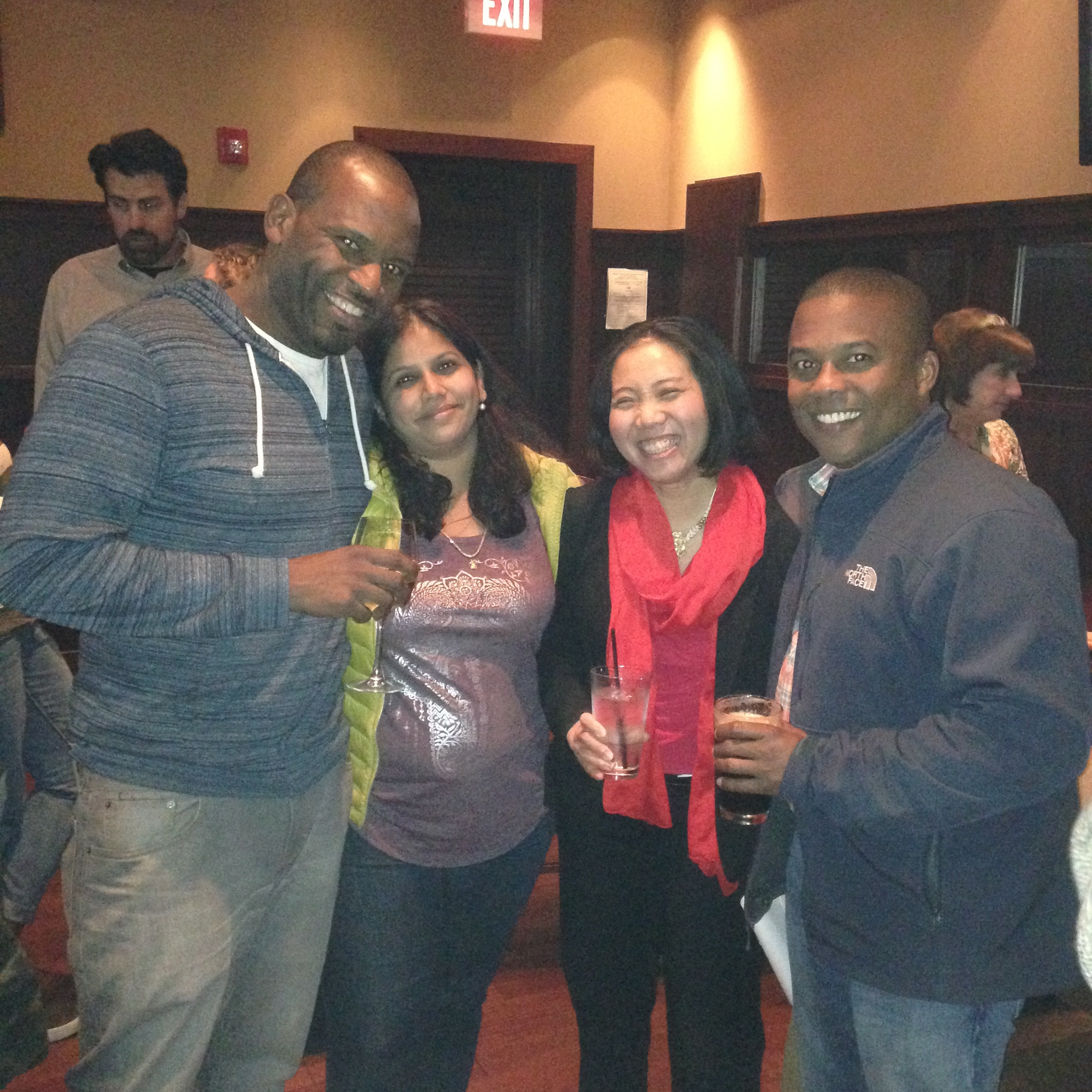 - A Gathering at Delicious Heights in Berkeley Heights