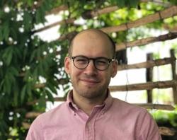 Joseph Lichterman, Lenfest Institute
