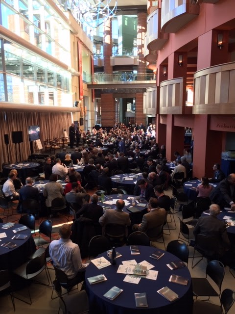 The 2018 Jersey Water Works Conference was held Dec. 7 at NJPAC