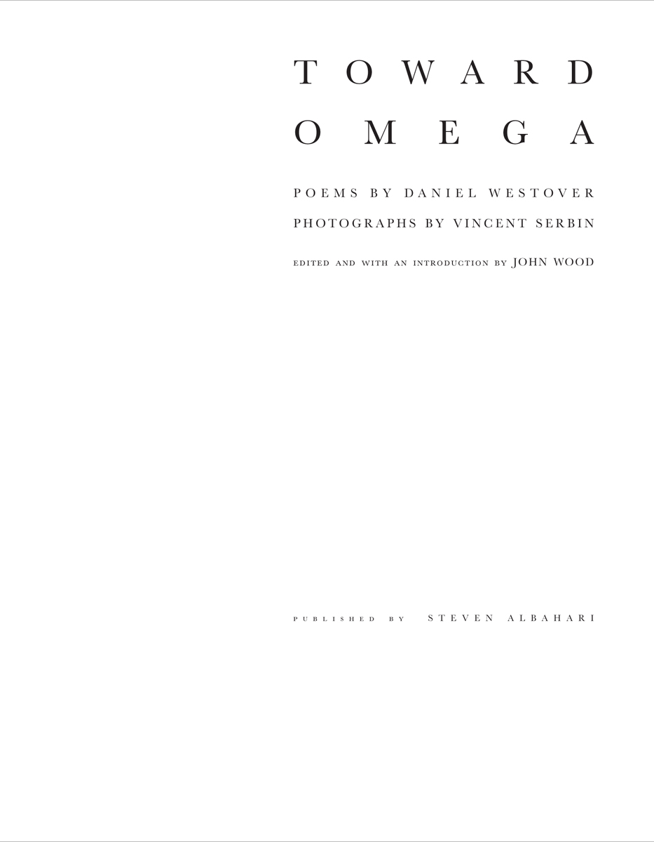 Toward Omega, Vincent Serbin