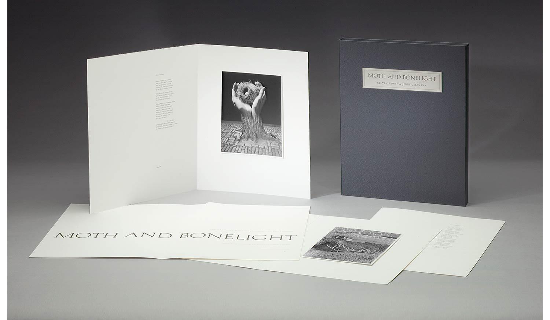 Jerry Uelsmann, Moth and Bonelight
