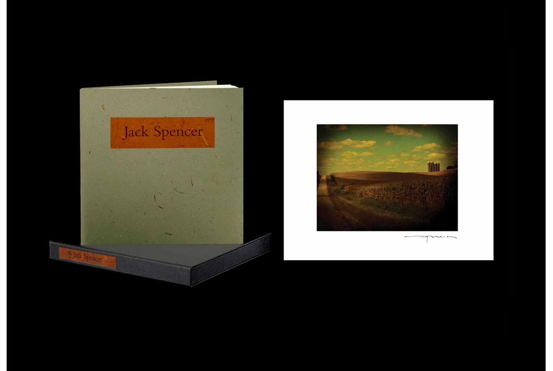 Prism Series Book #3,  Jack Spencer