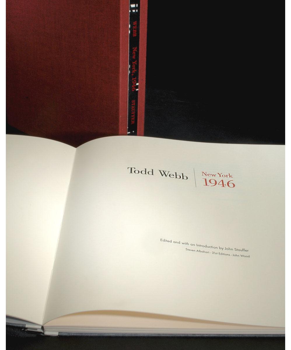 Todd Webb: New York, 1946