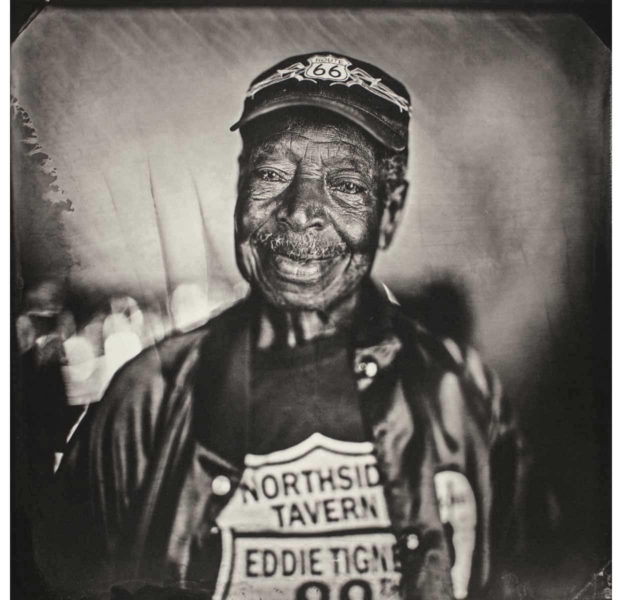 Eddie Tigner, Inkspots – Atlanta, GA, 2015