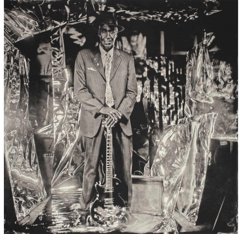 Alabama Slim, Deep Blues – Vance AL, 2015