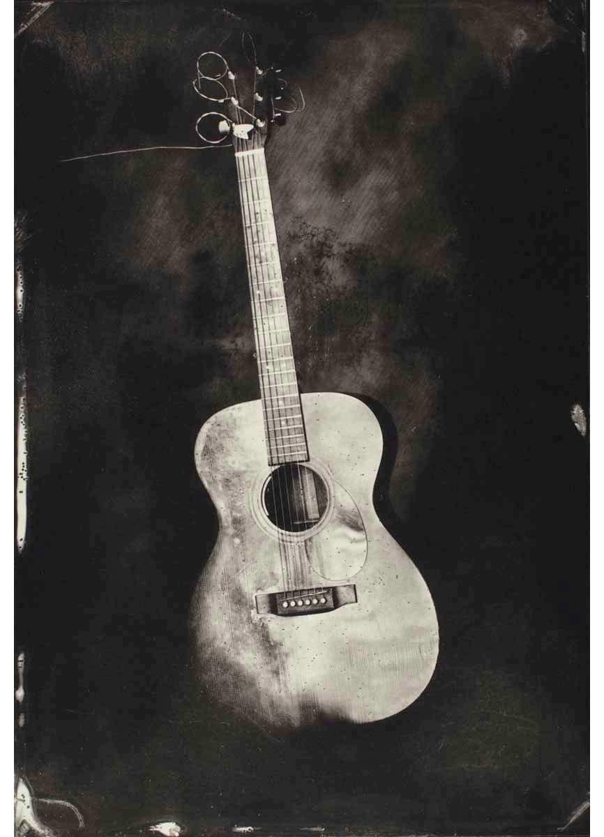 Cootie Stark's Guitar – Greenville, SC 2013