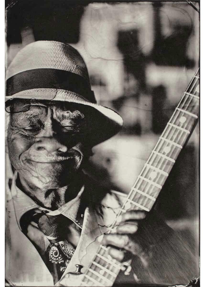 Little Freddie King, Gutbucket Blues – McComb, MS, 2014