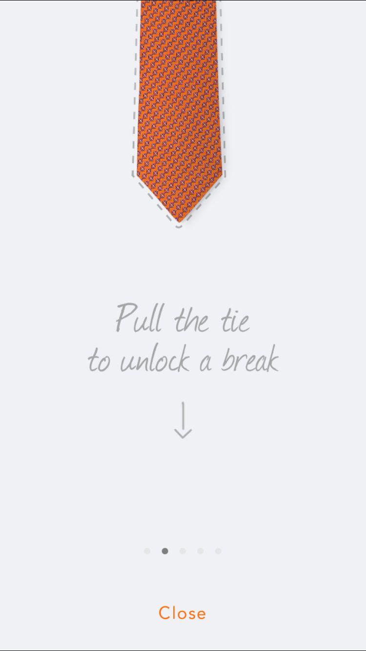 Hermes Tie Break app