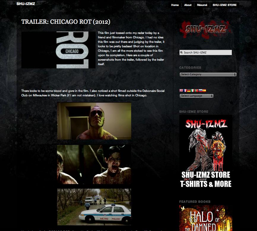 Thanks Shu and his article on his blog  Shu-Izmz.com