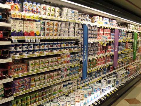 Yogurt, anyone?