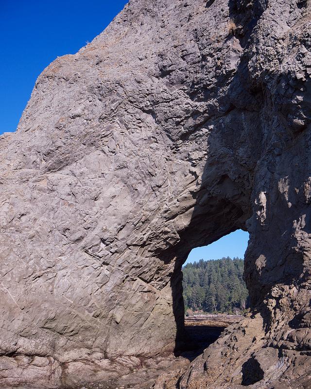 Hole-in-the-Wall, Rialto Beach