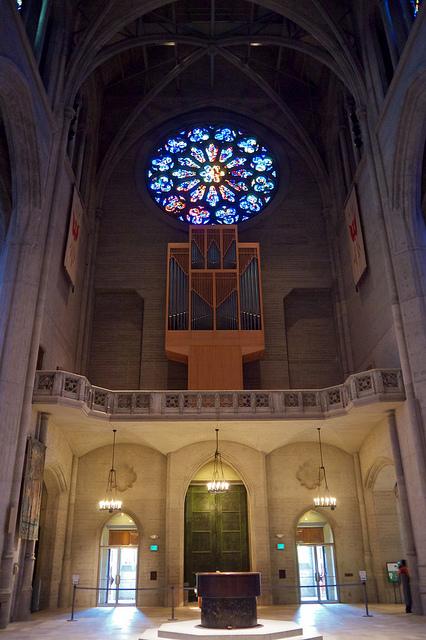 Organ at Grace Cathedral