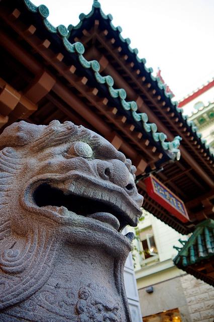 Chinatown gateway