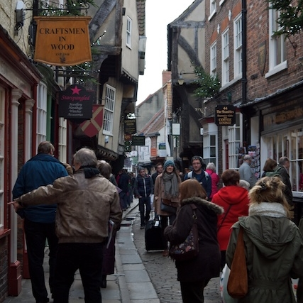 York and Durham, England