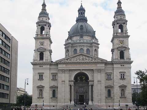 St. István's Basilica