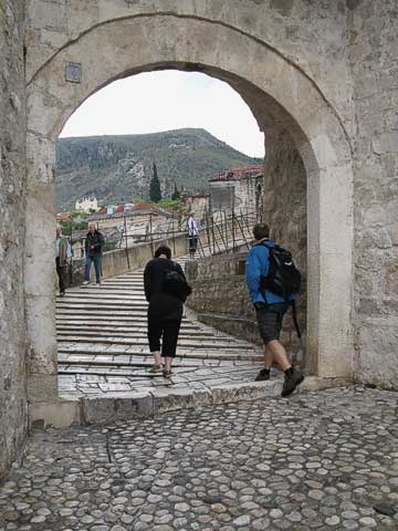 Gateway to Old Bridge